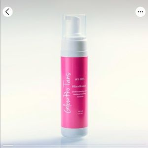 14% DHA Glow Pro Tans Tanning Mousse